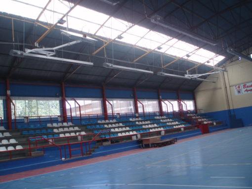 Polideportivos Azuqueca
